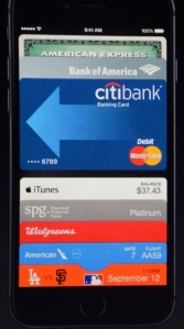 Apple Pay and Passbook