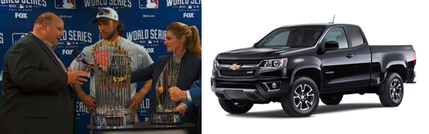 Image of Chevy Guy and Chevy Colorado