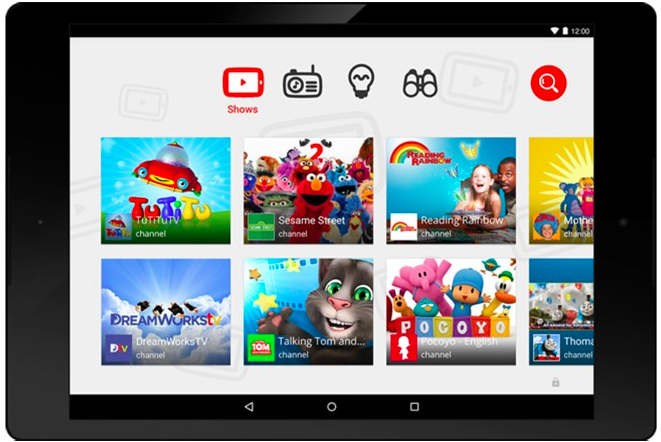 Google is Launching its YouTube Kids Android App on Monday, February 23rd Source of Image: The Drum and CNN Money