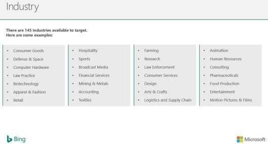 bing-ads-linkedin-profile-targeting-industry