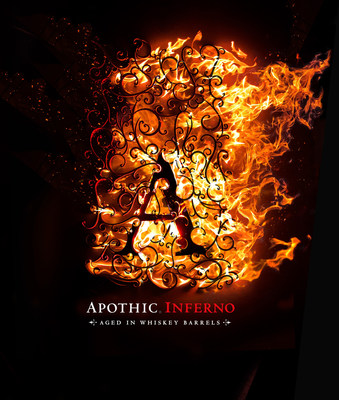 Apothic Inferno logo from PR Newswire